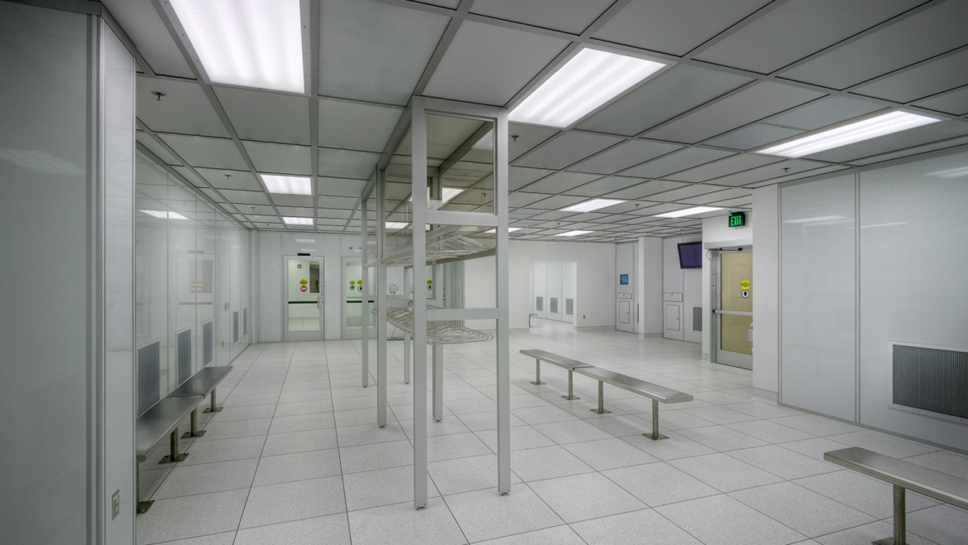 Hitachi – Taurus Clean Room Expansion & Multi Tool Installation